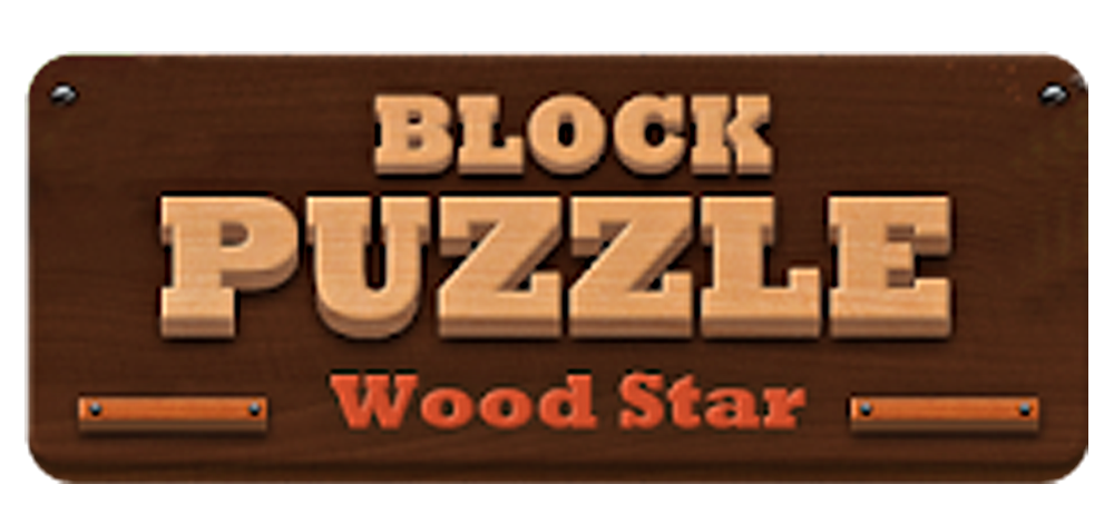 Block Puzzle Wood Star